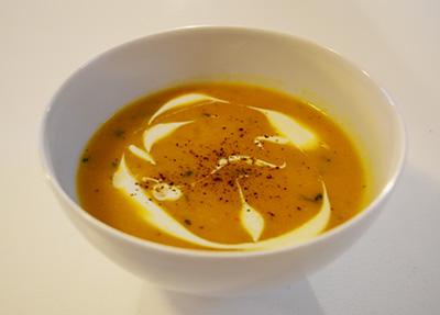 Gulrotssuppe